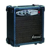 "10 Watt Guitar Amplifier with 5"" Speaker, Headphone Jack and Overdrive"