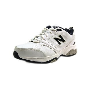 New Balance MX623 Round Toe Leather Cross Training