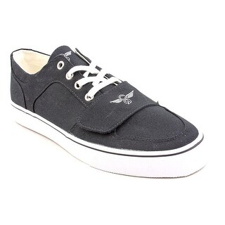 Creative Recreation Cesario Lo XVI Men Canvas Black Fashion Sneakers
