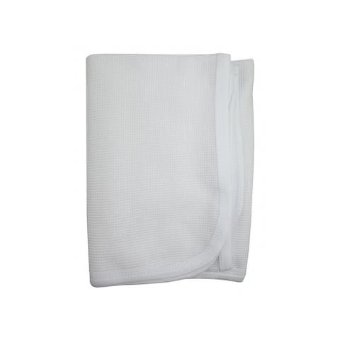 Bambini Baby's Solid Thermal Receiving Blanket