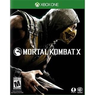 Mortal Kombat X - Xbox One (Refurbished)
