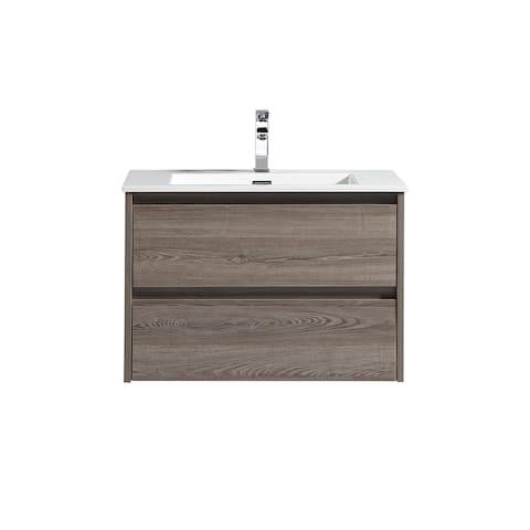 """Marlow Kye 30"""" Single Bathroom Vanity"""