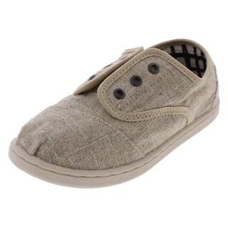 Toms Girls Cordones Sneakers Low Top Slip On - 11 medium (b,m) little kid