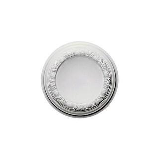 "Ekena Millwork CM12CA 12.5"" Wide Carlsbad Ceiling Medallion"