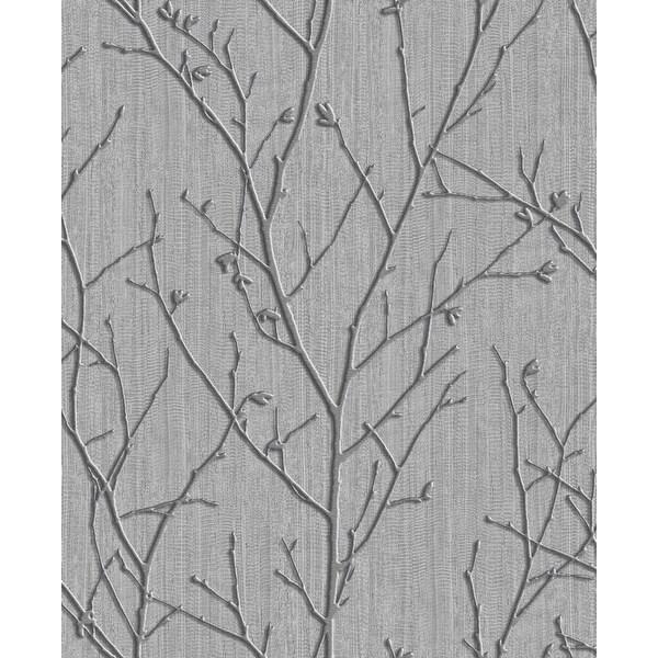 Shop Graham And Brown 104752 Evita Water Silk Sprig Botanical Paste