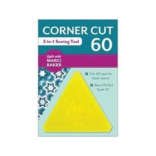 C&T Ruler Corner Cut 60 Degree