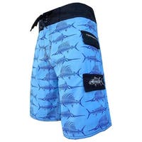 Tormenter Mens Billfish Bone Boardshorts