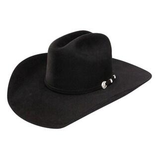 Stetson Cowboy Hat Mens 4X Felt Cattleman Corral Black