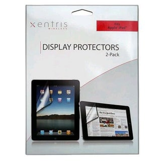 Xentris Display Screen Protectors for Apple iPad 1 (2-Pack)