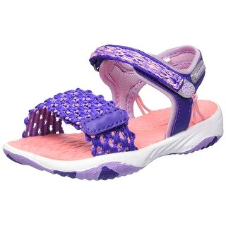 Kids JambuKD Girls mohi Ankle Strap Slide Sandals