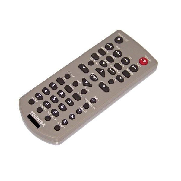 OEM Toshiba Remote Control Originally Shipped With SDK741, SD-K741