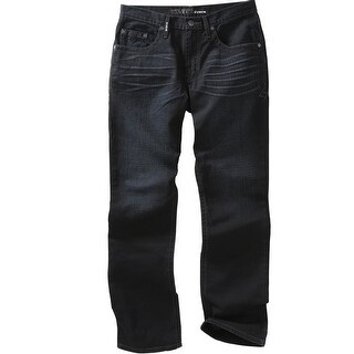 Cinch Western Denim Jeans Mens Garth Brooks Whiskers Dark HB50034001
