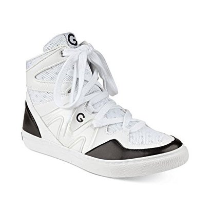 G by Guess Womens Otrend Low Top Lace Up Fashion Sneakers