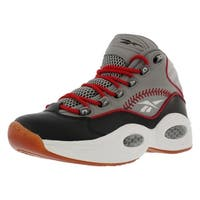 Reebok Question Mid Practice Basketball Men's Shoes - 8 d(m) us