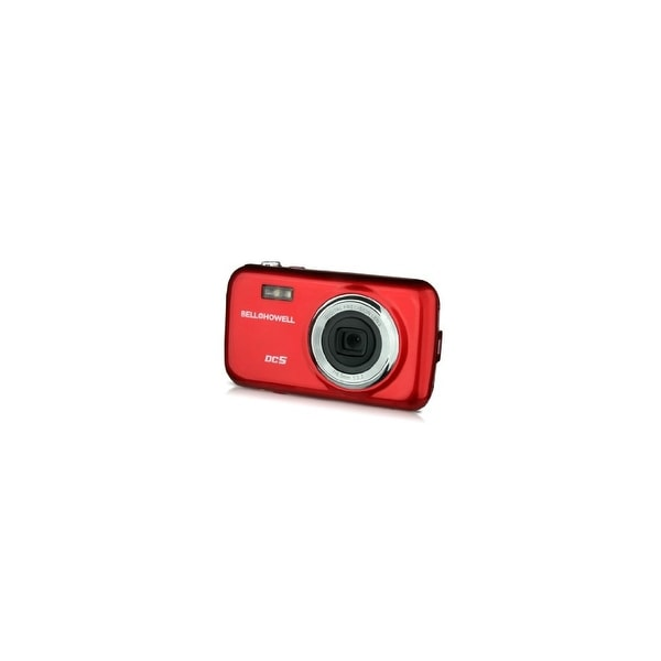 Bell & Howell ELBDC5RR Bell+Howell DC5-R 5MP Digital Camera with 1.8- Inch LCD