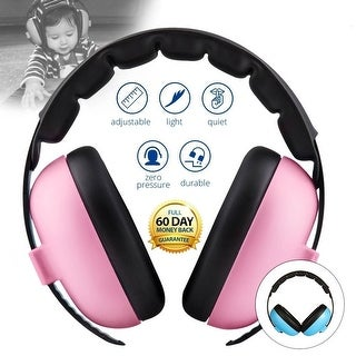 Baby Noise Cancelling HeadPhones, Baby Earmuffs, Baby Headphones, Baby Ear Protection, Baby headphones noise reduction