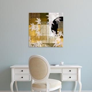 Easy Art Prints John Butler's 'Gold Rush I' Premium Canvas Art