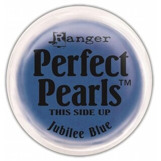 Ranger PPP-36821 Perfect Pearls Pigment Powders-Jubilee Blue