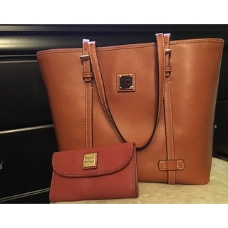 Dooney & Bourke Saffiano East West Shopper (Introduced by Dooney & Bourke at $268 in Sep 2016)
