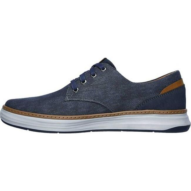 Skechers Men's Moreno Ederson Oxford Navy