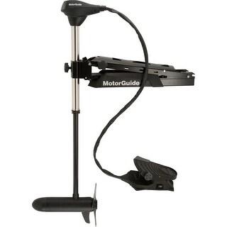 """MotorGuide X5-70FW Foot Control Bow Mount Trolling Motor w/Sonar-70lb-45""""-24V - 940500180"""