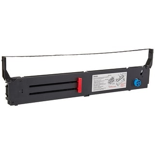 Okidata Ribbon For Pacemark 4410 Printer (Black)