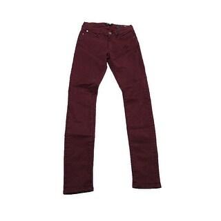 Buffalo David Bitton Merlot Wash Skinny Jeans