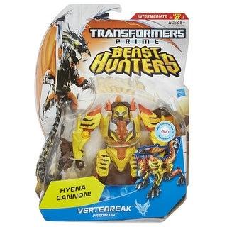 Transformers Prime Beast Hunters Vertebreak Action Figure