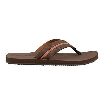 35e846e24b06a Shop Tommy Bahama Mens Taheeti Flip Flop - Free Shipping Today - Overstock  - 17775963