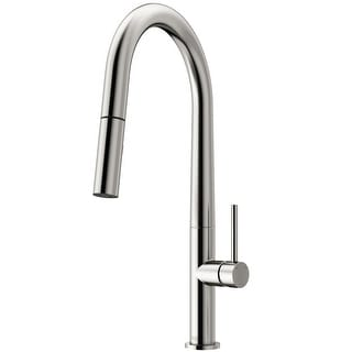 Link to VIGO Greenwich Stainless Steel Pull-Down Spray Kitchen Faucet Similar Items in Faucets