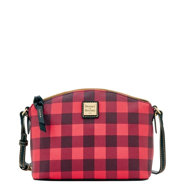 Dooney & Bourke Tucker Ruby Crossbody (Introduced by Dooney & Bourke at $148 in Jul 2016) - Red
