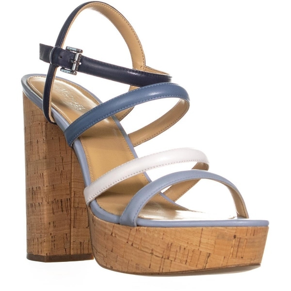 87a84be68d83 Shop MICHAEL Michael Kors Nantucket Platform Sandals