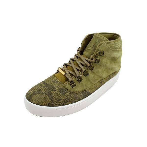 newest collection cf8f4 89be2 Nike Men  x27 s Air Jordan Westbrook 0 Militia Green White-Black