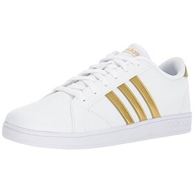 adidas Performance Unisex-Kids Baseline K, White/Matte Gold/Core Black (4 options available)