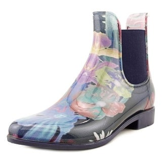 NoSox Myst Round Toe Synthetic Rain Boot
