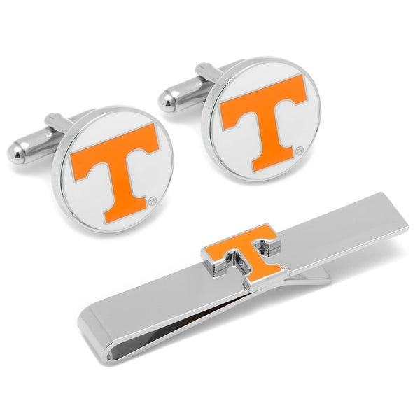 University of Tennessee Volunteers Cufflinks and Tie Bar Gif