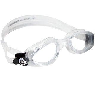 Aqua Sphere Kaiman Clear Lens Swim Goggles - Translucent
