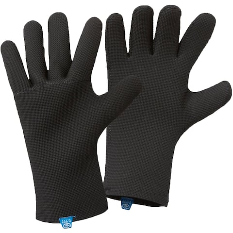 Glacier Glove Ice Bay Waterproof Fleece-Lined Neoprene Gloves
