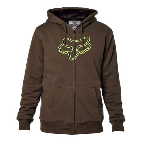 Fox Racing 2016 Konstant Sasquatch Zip Fleece - 17476