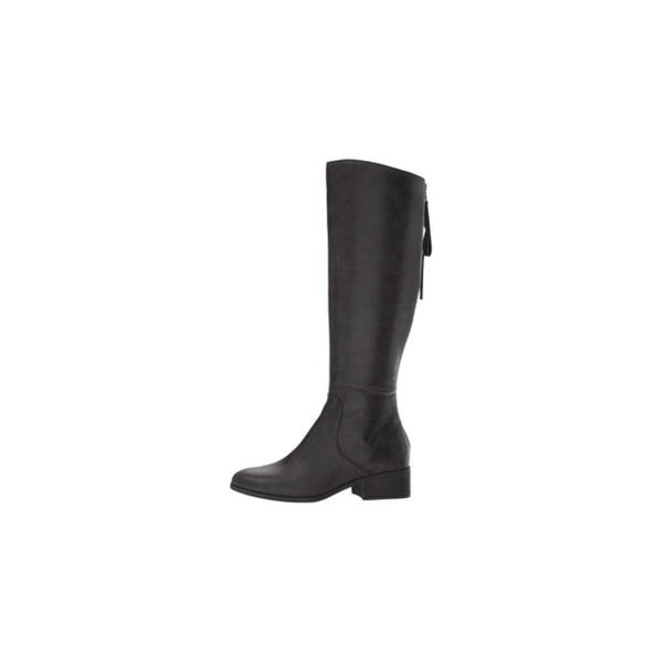 Lucky Brand Womens lanesha Almond Toe Knee High Fashion Boots