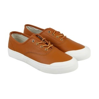 Huf Cromer Mens Tan Nubuck Lace Up Lace Up Sneakers Shoes