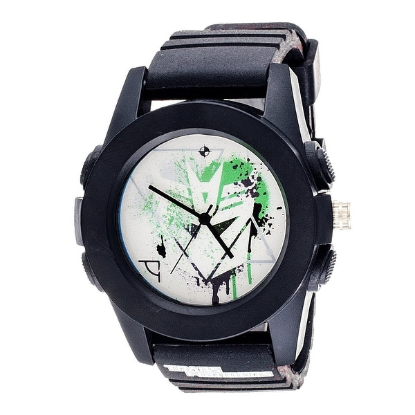 Transformers Decepticon Sports Fashion Watch - multi