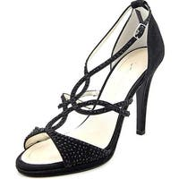 Caparros Nixie Women Black Glimmer Sandals