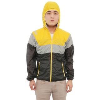 La Sportiva Scirocco Jacket Basic Jacket Grey/Yellow