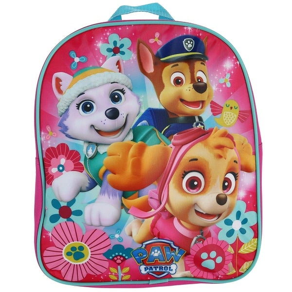 Shop Nickelodeon Girl's 12-inch Skye Everest and Chase Paw