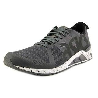 Asics Gel-lyte One Eighty Men Round Toe Synthetic Gray Running Shoe