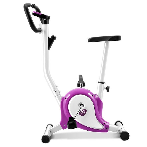 Free Weights Sports Direct: Shop Goplus Exercise Bike Stationary Cycling Fitness