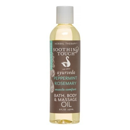 Soothing Touch Bath and Body Oil - Muscle Cmf - 8 oz