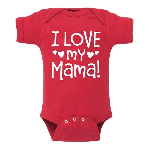 I Love My Mama - Infant One Piece