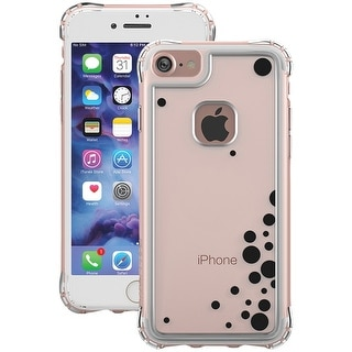 BALLISTIC JE1738-B48N iPhone(R) 7 Jewel Essence Case (Dancing Bubbles Black)